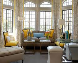 Modern Country Living Room Decorating Decorations Bright Mid Century Living Room With Stylish Room