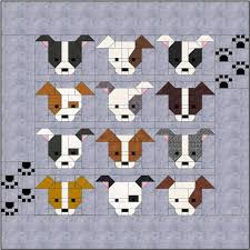 Dog Quilt Patterns Interesting Upcoming Projects And A Matching Game The Crafty Quilter