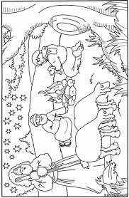Bijbel Kleurplaten Knutselen Christelijke Kleurplaten Christmas