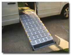 handicap ramps for minivans. power bifold van ramp handicap ramps for minivans