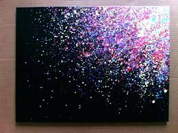 ideas to paint on canvas easy painting ideas canvas com with paint on decor 9 diy paint ideas canvas