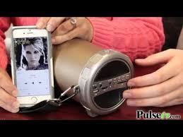 bluetooth indoor outdoor party speaker by geektek