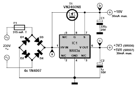 ac to dc converter circuit diagram ireleast info t in circuit diagram wiring diagram wiring circuit
