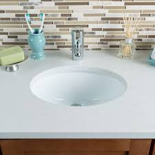 modern bathroom undermount sinks. Modern Bathroom Undermount Sinks Inspirational Hahn Ceramic Vc012 Small Oval Sink White N