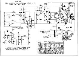 raw sewage 62 bluesbreaker reissue schematic a schematic of the marshall 62 bluesbreaker reissue combo amp