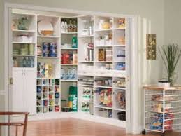 Walk-In Pantry Shelving Ideas | walk in pantry shelving systems