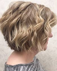 Wavy Bob Hairstyles 43 Wonderful 24 Chic Short Bob Hairstyles Haircuts For Women In 24