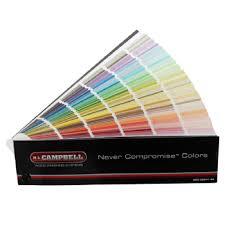 M L Campbell Color Fan Deck