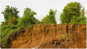 what causes soil erosion