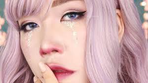 mermaid tears cathy doll makeup tutorial best cushion for oily skin karmartabbcbysle