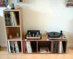 vinyl record furniture. Lp Storage Furniture Vinyl Cabinet Full Image For Record Uk