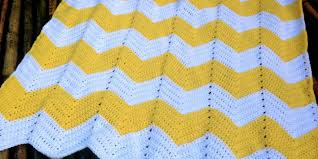 Chevron Crochet Blanket Pattern Unique Chevron Baby Blanket Free Crochet Pattern Bellus Threads