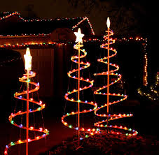 Outside Window Decorations Modern Outdoor Christmas Lighting Ideas Outside Christmas Lights