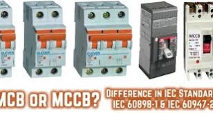 single phase & three phase wiring diagrams 3 Phase Panel Wiring Diagram difference between mcb & mccb according to iec standards 3 phase electric panel wiring diagram