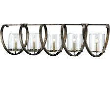 maximus rectangular chandelier