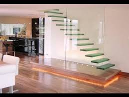 Modern Floating Staircase Design Ideas