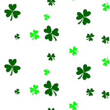 Small Picture Shamrock Animated Clipart