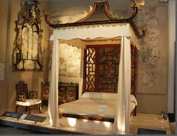 oriental inspired furniture. Interior:Luxurious Traditional Chinese Canopy Bed Furniture Asian Interior Decorating Ideas : Elegant Oriental Inspired
