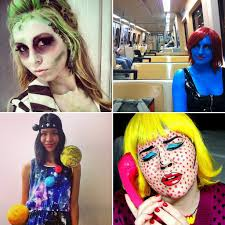 Creative Diy Womens Halloween Costumes