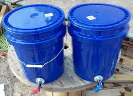 5 gallon bucket with spigot. Delighful Spigot All You Need Is A 5gallon Bucket Washing Machine Valve Some Flat Washers  And Rubbers Washers With 5 Gallon Bucket Spigot A