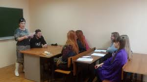 Новости кафедры 27 декабря 2017 года в рамках плановой работы СНК Краевед состоялась студенческая конференция Культурология как научная дисциплина