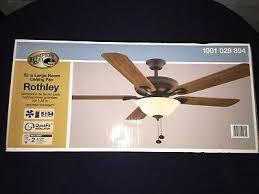 hampton bay rothley 52 in large room ceiling fan 1001 029 894