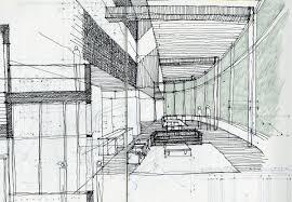 architecture design sketches. Contemporary Architecture Michael Malone Design Sketch 04 Intended Architecture Design Sketches P