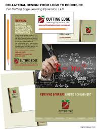 Ad Designs Collateral Material Designs Logo Ad Brochure On Behance