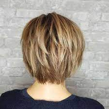 20 best layered short cuts for women to