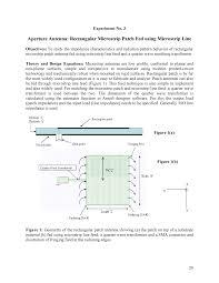 Ansoft Designer Software Practica 6 Patch Antenas Telg1014 Espol Studocu