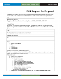 Surprising Request For Proposal Response Template Free Ideas