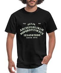 Spreadshirt Design Size Spreadshirt Ouija Talking Board Mens T Shirt