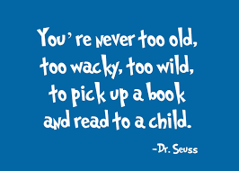 Image result for reading quotes dr seuss