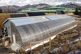 groundswell community network s greenhouse is a new kind of passive solar greenhouse that maximizes solar inputs