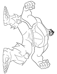 Hulk has always been a big green monster, since the beginning of the creation of his comics and then to all the cartoons and movies, including also the superhero games he was part of. Hulk Coloring Page Coloring Home