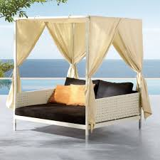 Contract quality outdoor daybed canopy   TB Outdoor Design   Outdoor ...