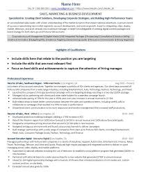 Hybrid Resume When You Need It And How To Write One Examples Awesome Hybrid Resume