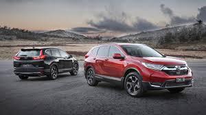 2018 honda suv. Unique 2018 2018 Honda CRV Range Red And Black In Honda Suv