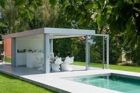 pool house.  Pool Poolhouse Brussel In Pool House