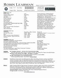 New York Times Template Luxury Finance Resume Template With French