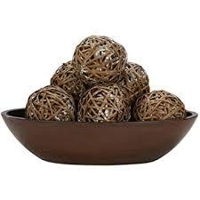 Decorative Balls For Bowl Uk Simple Decorative Balls Amazoncouk Electronics