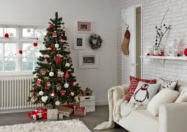 Collection B And Q Christmas Tree Pictures Home Design Ideas Real Stand