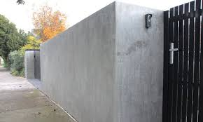 concrete dado finish polished concrete