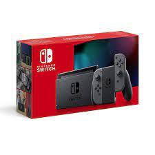 Máy chơi game Nintendo Switch V2 (Neon Red & Blue) - VJShop