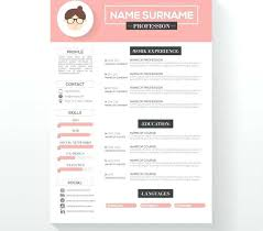 Creative Resume Templates Free Word Adorable Free Resume Templates Download Best Of Creative Resume Template