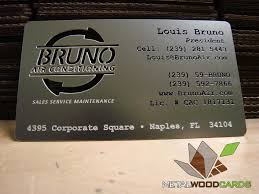 Business Black Tool Card Wood Is Cards Best Marketing Metal