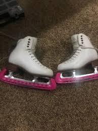 Details About Jackson Freestyle Girls Figure Skates With Matrix Legacy Blade Size 3 1 2 C