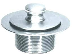 pop up tub drain stopper pop up tub drain how to replace bathtub drain stopper how