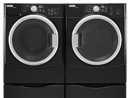 black washer and dryer. Housekeeping: How To Rinse The Stink Out Of Your Washer \u2013 Orange County Register Black And Dryer R