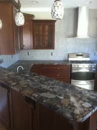 Vertical Tile Backsplash